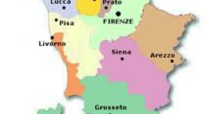 Cartina Toscana Con Province.Riforma Province Ai Comuni Competenze Su Turismo E Sport Luccaindiretta