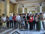 Foto_inaugurazione_mostra_lavori_allievi_Michelangelo.JPG