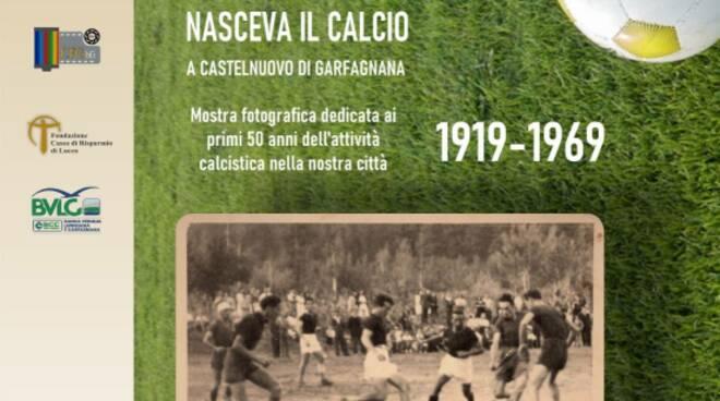 100 anni di calcio a Castelnuovo