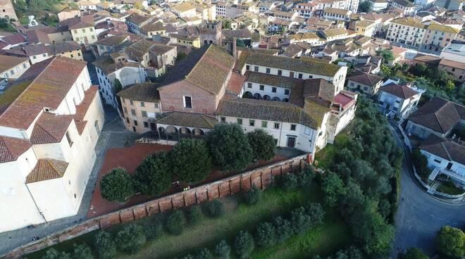 abbazia di San Salvatore di Fucecchio poggio salamartano
