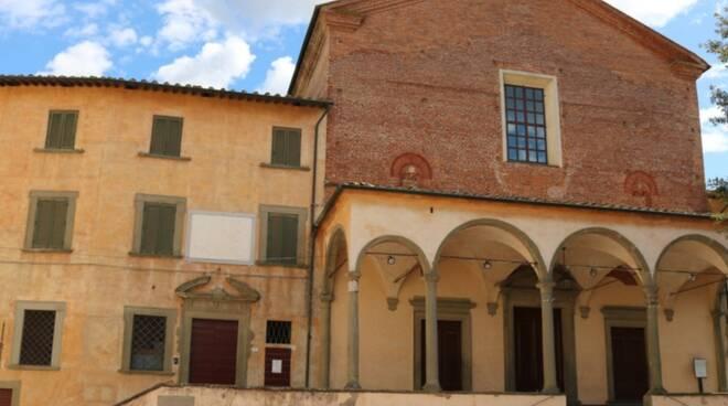 abbazia di San Salvatore poggio salamartano fucecchio