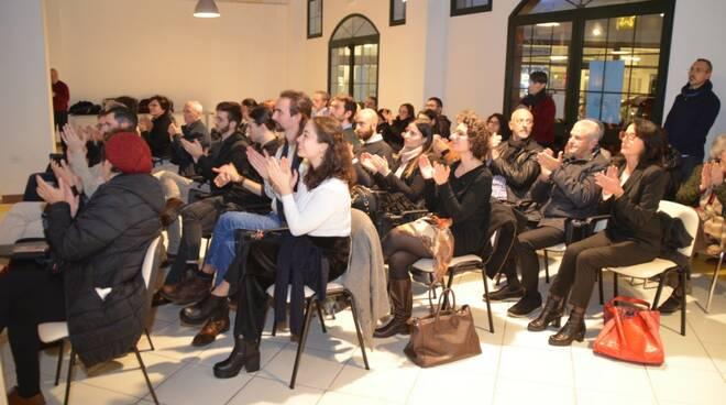 Affresco Barocco Pinturicchio Music Festival foto Domenico Bertuccelli 15 dicembre