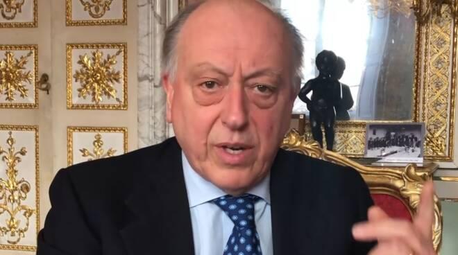 Alessandro Tambellini messaggio fine anno 2019
