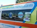 Ambulanza della Misericordia di Massa Macinaia