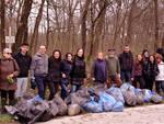 Amici del Padule di Fucecchio raccolta rifiuti
