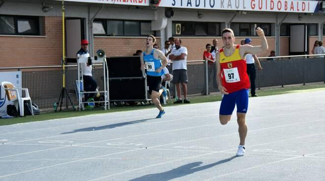 Atleti Atletica Virtus Lucca