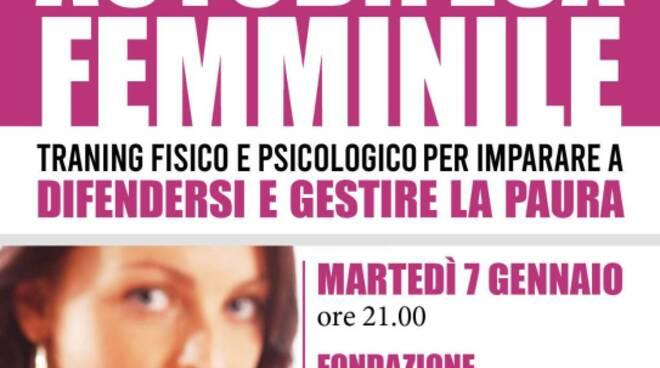 autodifesa Porcari corso Fondazione Lazzareschi
