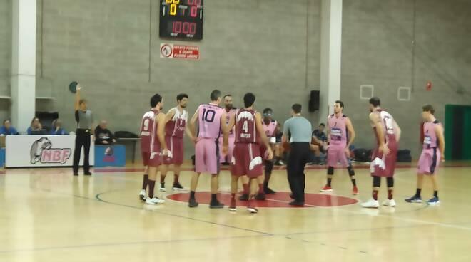 Bama Altopascio Sba Arezzo basket serie C Gold