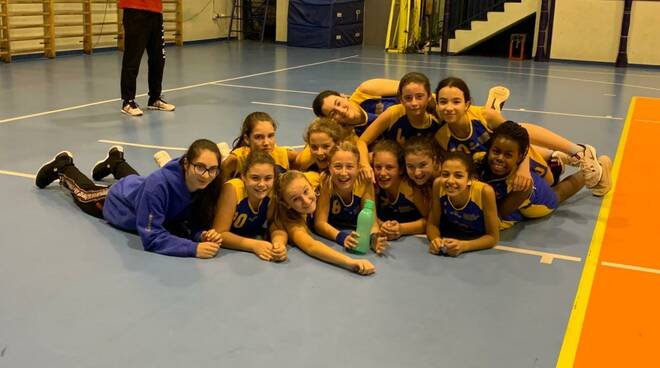 Basket femminile Porcari giovanili
