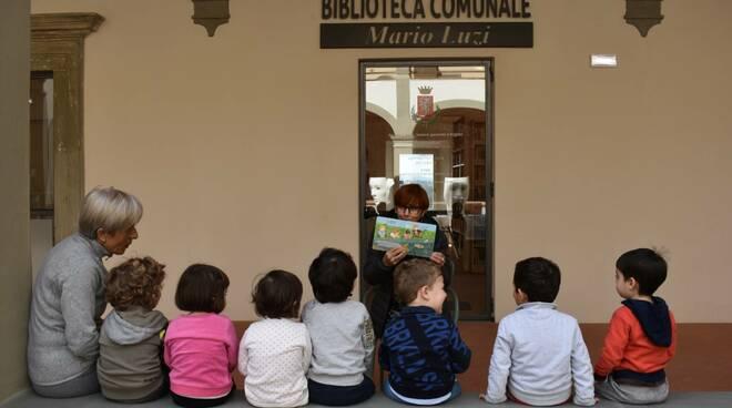 biblioteca san miniato letture per ragazzi biblioteca luzi