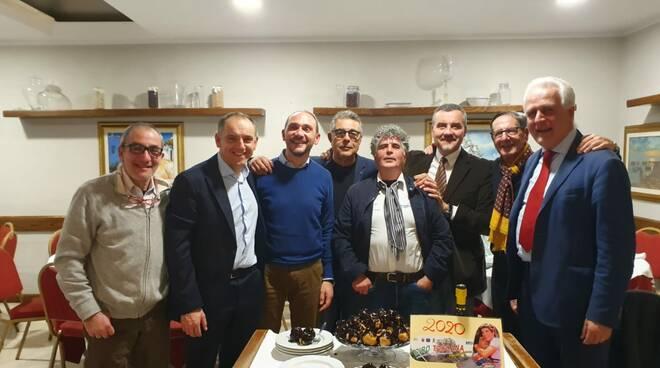 Brunello Fanini e i sindaci