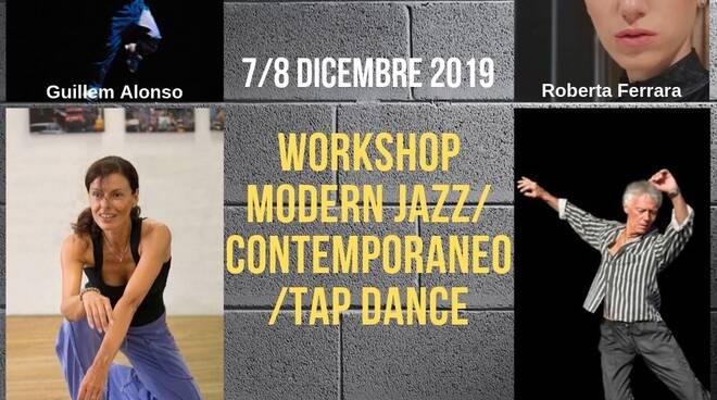 Week end a tutta danza per la Movinart Dance Studio di Antraccoli!