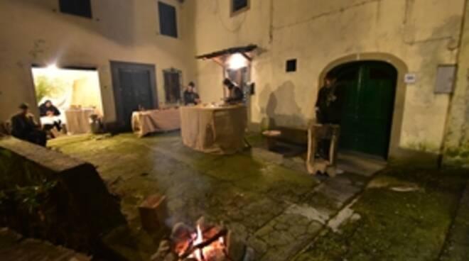 presepe di Ghivizzano... una lunga tradizione che continua