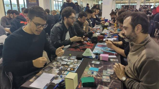 Carte Magic al Polo Fiere