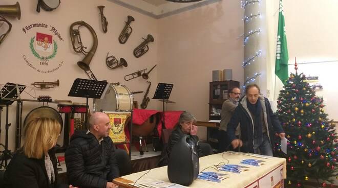 Castiglione Garfagnana festa e presentazione libro 'Undici Ragazzi'