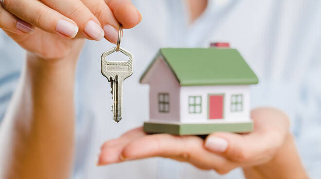 Chiavi casa acquisto mutuo generica