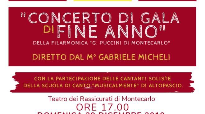 Concerto di fine anno a Montecarlo