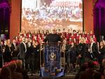 Concerto di Natale chiesa di San Francesco filarmonica Luporini San Gennaro 2019