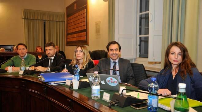 Consiglieri comunali di Siamo Lucca