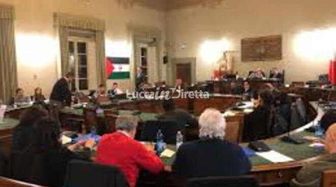 consiglio comunale di Lucca