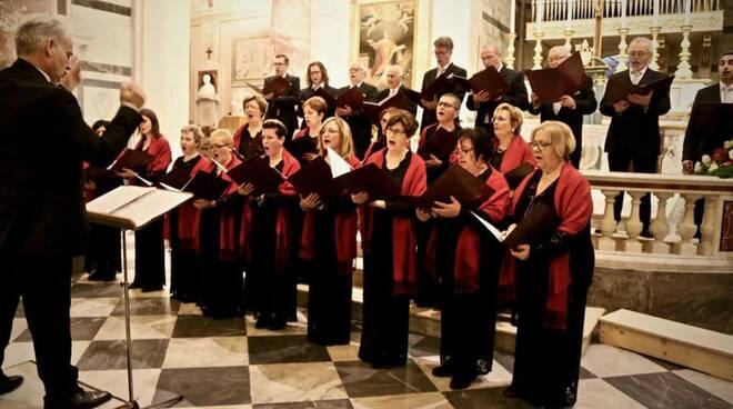 Coro Monsignor Cosimo Balducci san miniato