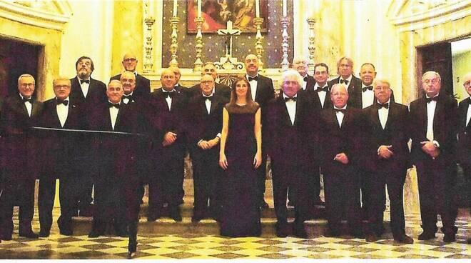 Coro Pizzi Pisa concerto Natale Flam