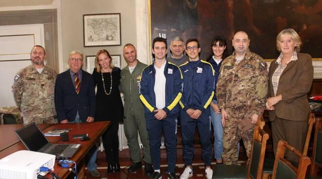 Corsi di aeronautica a scuola Lucca