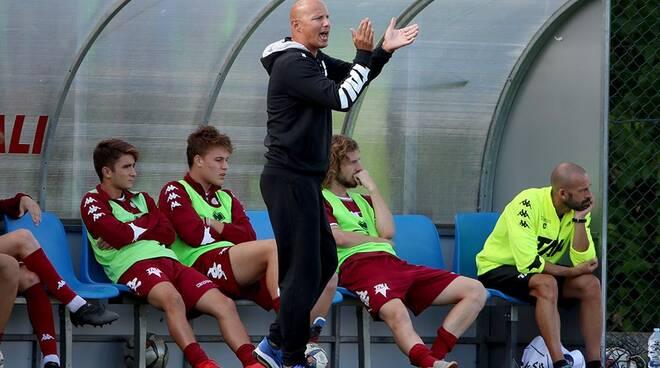 Cristiani allenatore Tau Calcio