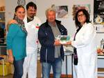 Donazione riabilitazione ospedale Versilia band