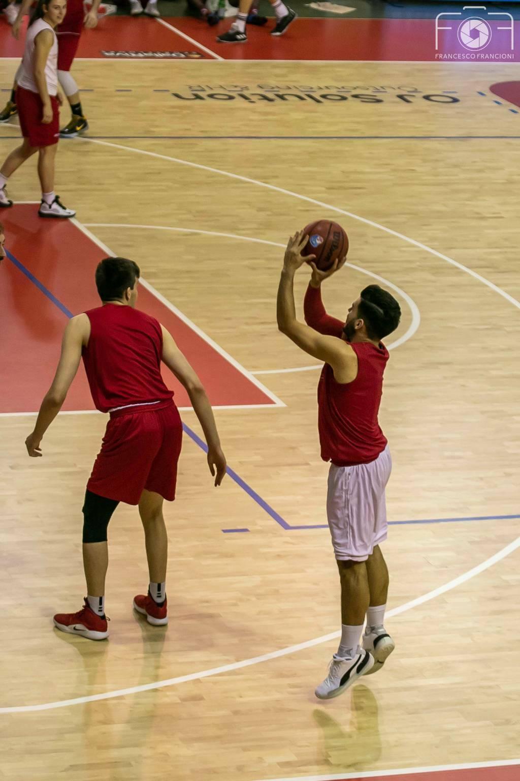 Dynamo camp basket