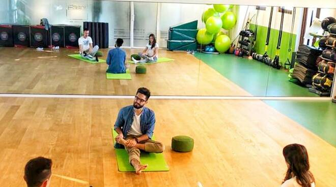 Ego City Fit Lab Giacomo Innocenti