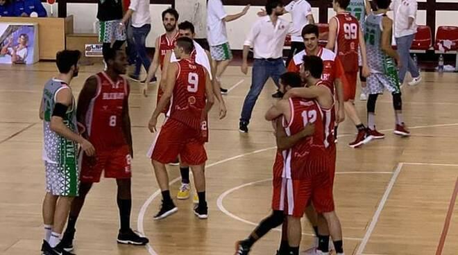 Etrusca San Miniato Green Basket Palermo basket serie B