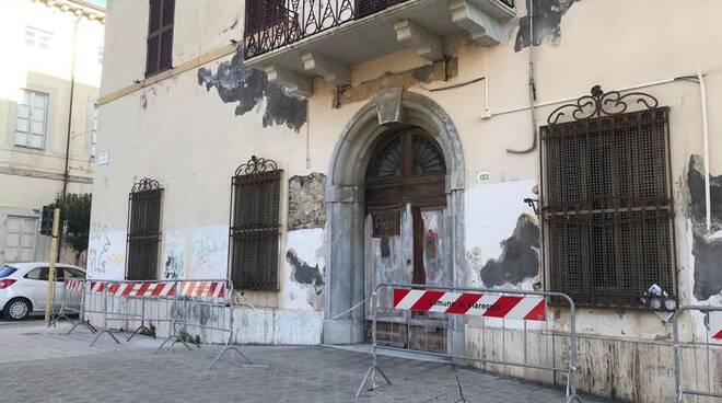 Ex Caserma piazza Mazzini Viareggio