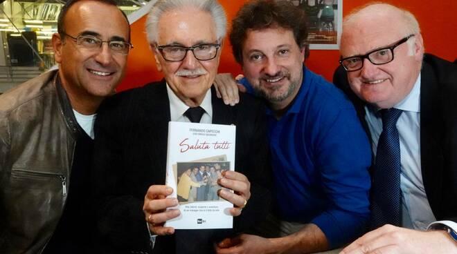 Fernando Capecchi manager delle star