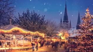 feste natalizie neve