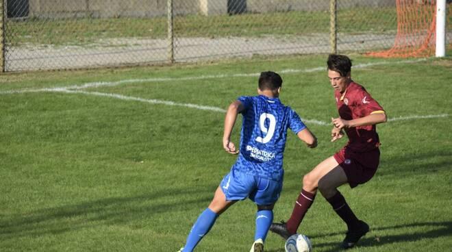 Filippo Panicucci nazionale giovanile Empoli Santa Maria a Monte