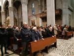 Folla in Cattedrale ai funerali di don Diomede Caselli
