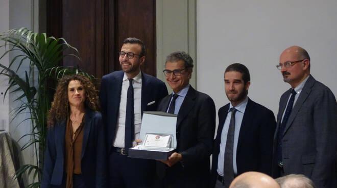 Foto Premio Cisa Production Firenze Innovazione Toscana