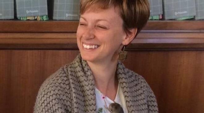 Francesca Pierotti consigliera comunale Pd direttore Confesercenti