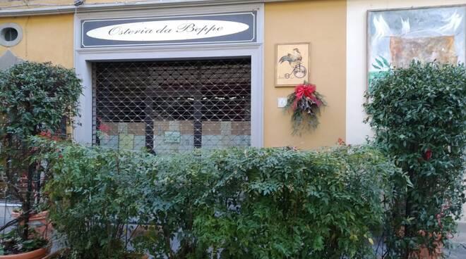 furto osteria da Beppe Corso Mazzini Santa Croce sull'Arno