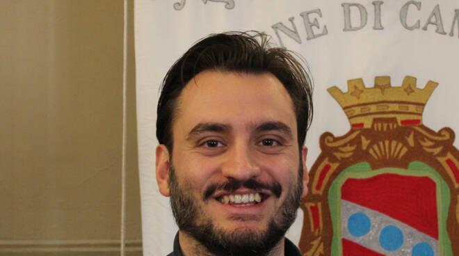 Gabriele Baldaccini assessore turismo attività produttive Camaiore