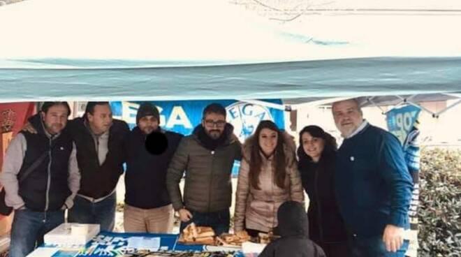 Gazebo contro il Mes a Bagni di Lucca