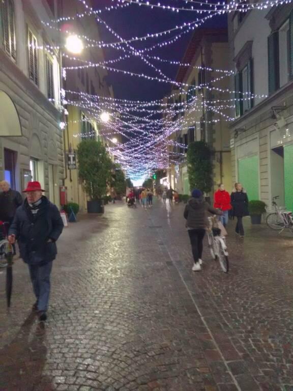 Giluliana De Sio  a Pontedera per il Natale