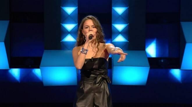 Giovane di Filicaia al talent show di Canale 5