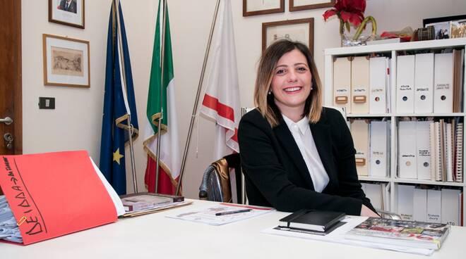Giulia Deidda sindaco di Santa Croce sull'Arno
