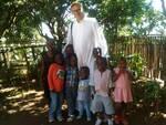 Gli studenti donano fondi ad una missione in Congo