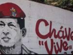 Hugo Chavez murales