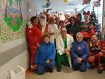 I Babbo Natale della Croce Rossa di Viareggio