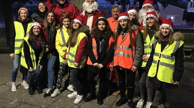 I Babbo Natale di Casteldelbosco