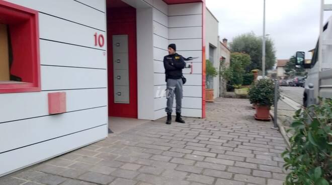 Il bottino dei ladri circa 40mila euro